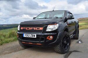 Ford Ranger Full Raptor Style Kit Wheels Tyres Body Kit Etc