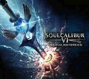 SOUL-CALIBUR-6-VI-PS4-XB1-PC-OST-SOUND-4-GAME-MUSIC-CD-Box-Set