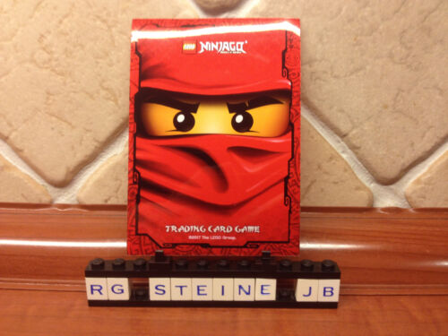 LE1 Lego Ninjago Trading Card Game Serie 3 Spinjitzu Meister Lloyd Goldkarte NEU