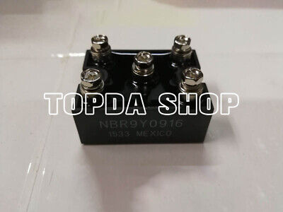 Black NBR Power Module Rectifier Bridge NBR9Y0916 Accessories Spare Parts New