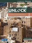 Unlock Level 2 Listening and Speaking Skills Student's Book and Online Workbook by Stephanie Dimond-Bayir (Mixed media product, 2014)