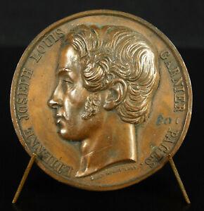 Medaglia-Etienne-Garnier-Pagine-Marseille-Politico-1841-Partito-Repubblicano