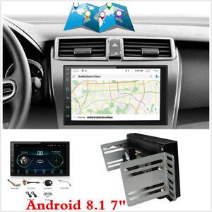 7-034-Double-2-Din-Android-8-1-Car-Stereo-Radio-GPS-SAT-NAV-WiFi-3G-4G-OBD-MLK-BT