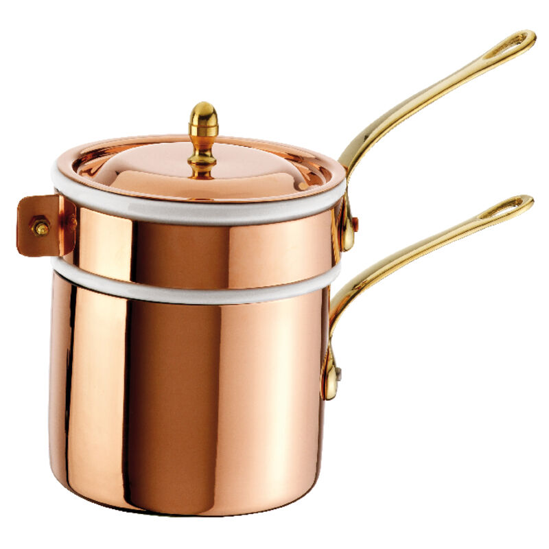Paderno Bagnomaria Rame Pentolame Bain-marie Cookware Copper Cookware Bain-marie Serie 15300-15400 2e4dc7