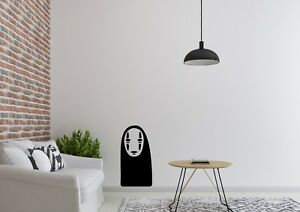 No-Face-Spirited-Away-Inspired-Design-Anime-Wall-Art-Decal-Vinyl-Sticker