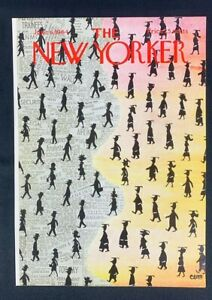 COVER-ONLY-The-New-Yorker-Magazine-June-6-1964-Charles-E-Martin