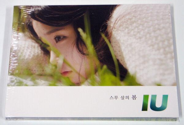 IU - Twenty Years Of Spring (1st Single) CD
