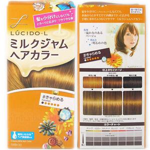 LUCIDO-L-Japan-Milk-Jam-Hair-Color-Dying-Kit