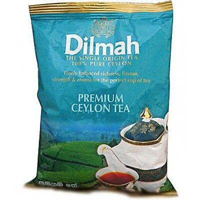 Pure Sri Lanka Ceylon Black Tea Loose Dilmah Bogawantalawa Zesta 100g 200g 400g