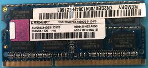 Memoire-RAM-KINGSTON-SODIMM-DDR3-2-Go-2-Gb-PC3-10600-DDR3-1333-pour-portable