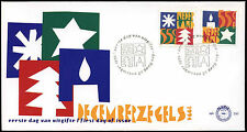 Netherlands 1994 Christmas FDC First Day Cover #C28070