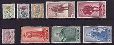 Belgium België Mint Stamps 1949 Anti-tuberculosis & Other Funds SG1298-306 CV£84