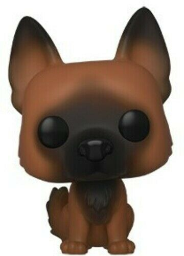 New Toy FUNKO POP Vinyl Figure Dog TELEVISION: Walking Dead