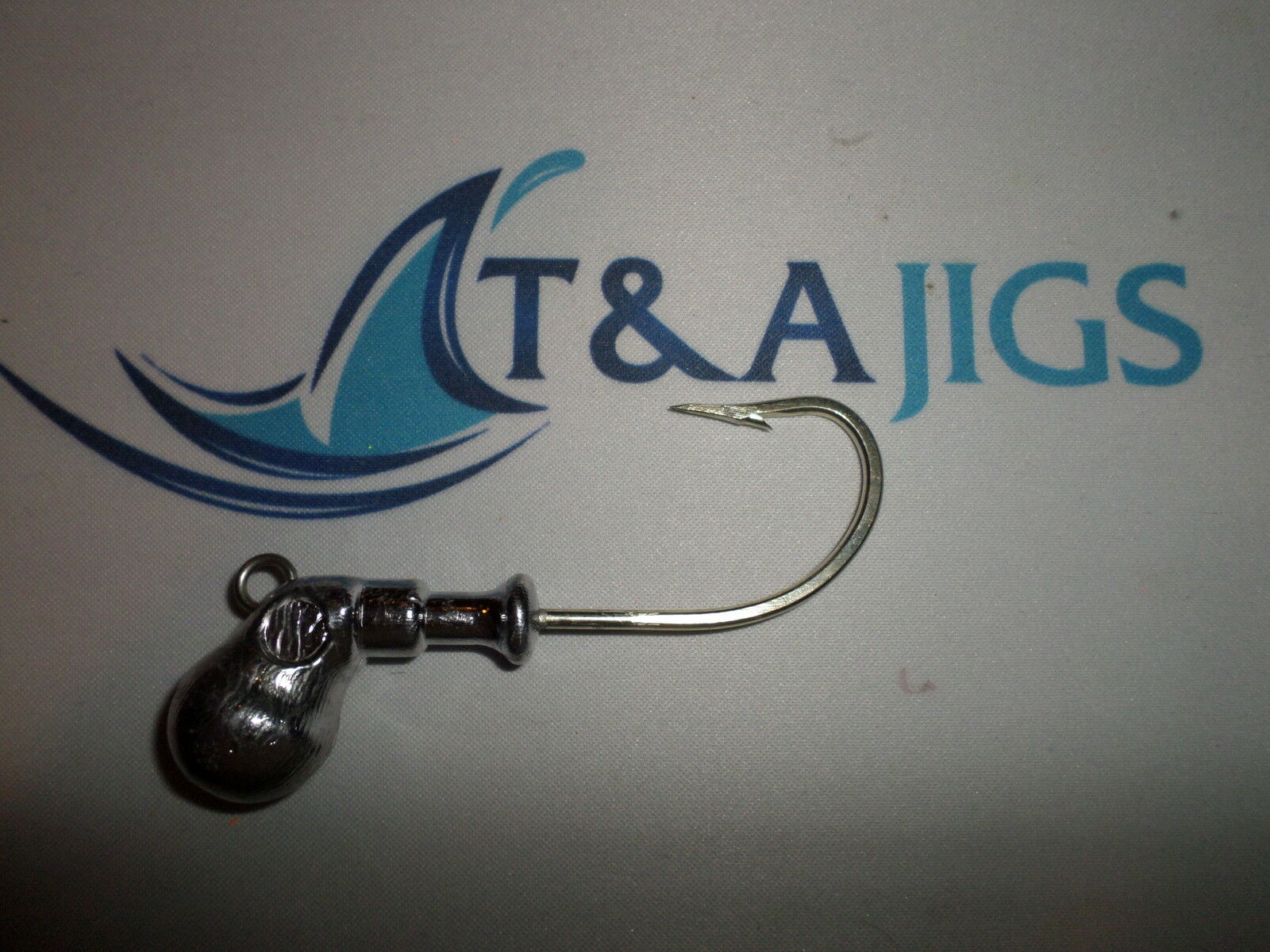 10 Octopus Jigs 6oz Jig  Heads UNPAINTED 10 0 Hook Cobia Ling Cod T&A JIGS  stadium giveaways