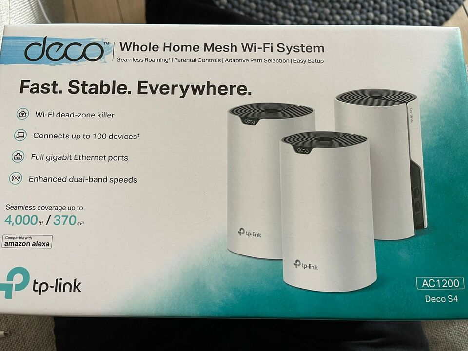 Router, wireless, Tp link
