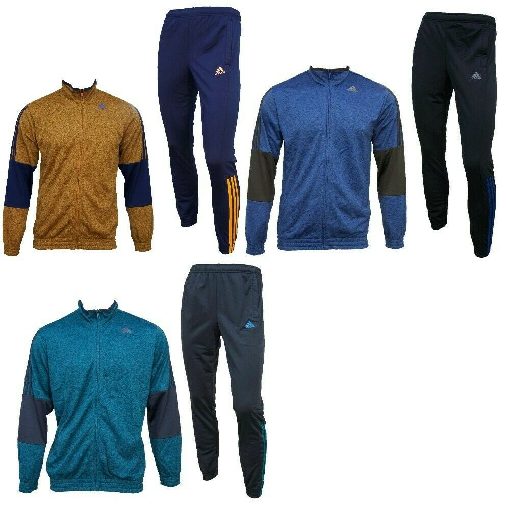 Adidas Jogginganzug Herren Herren Herren Männer Trainingsanzug ClimaLite Sportanzug Gr. 4-12    | Online Shop Europe  a0416c