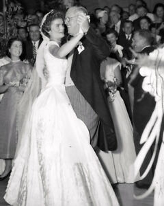 Jacqueline kennedy dances w joe kennedy wedding in 1953 8x10 image is loading jacqueline kennedy dances w joe kennedy wedding in junglespirit Gallery