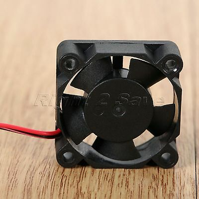 DC 12V 0.08A Mini Cooler Cooling Fan Blower for Computer 3D Printer 30x30x10mm