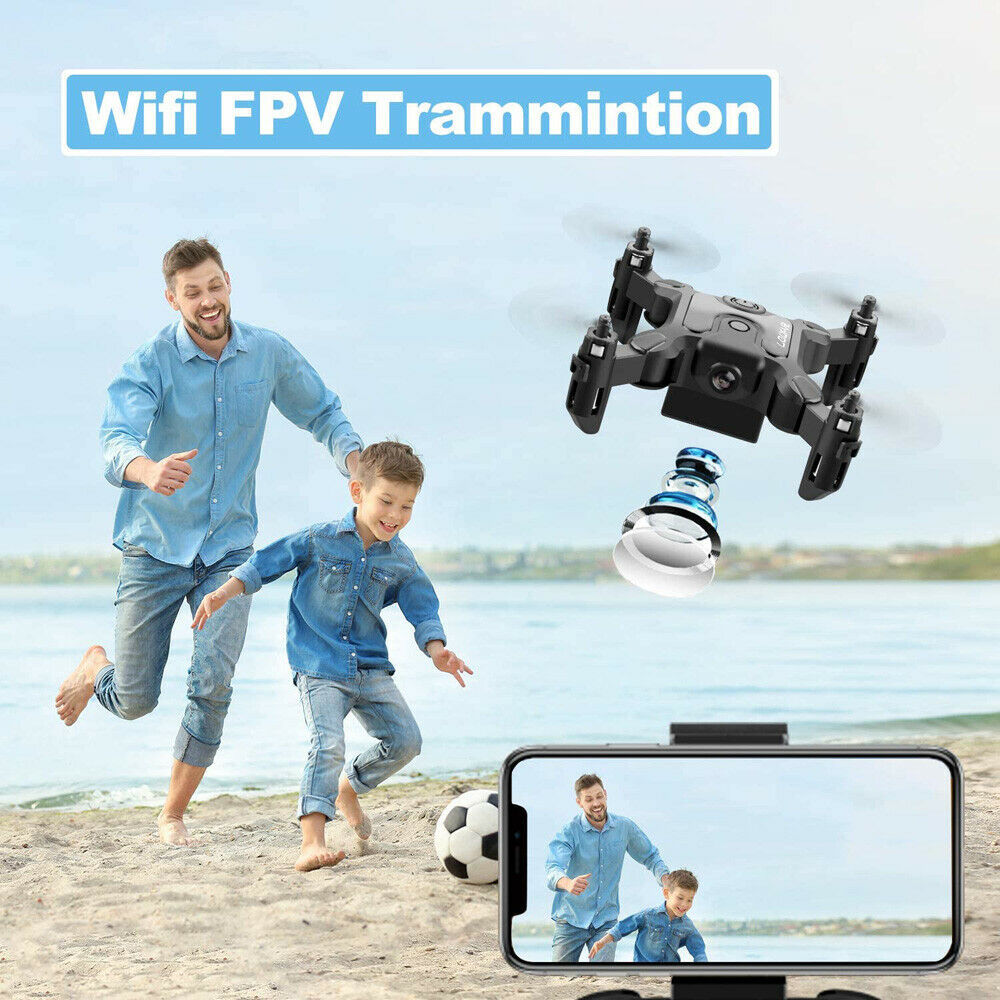 Image 31 - Mini-Drone-4DRC-V2-Selfie-WIFI-FPV-With-HD-Camera-Foldable-Arm-RC-Quadcopter-US