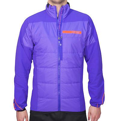 Ausdauernd Adidas Terrex Skyclimb 2 Mens Jacket Insulated Outdoor Soft Shell Purple