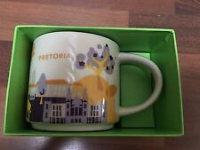 NEW - 1 Starbucks City Icon Mug Pretoria (South Africa)