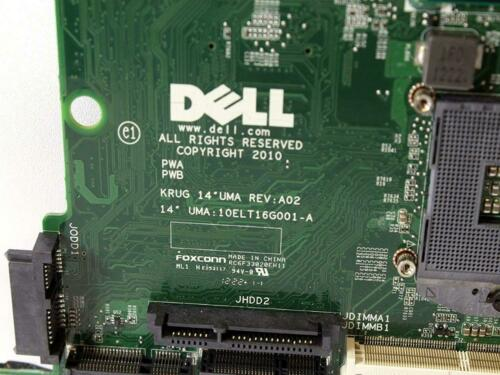 Dell Latitude E5420 Socket G2 DDR3 SDRAM Laptop Motherboard 06X7M 006X7M