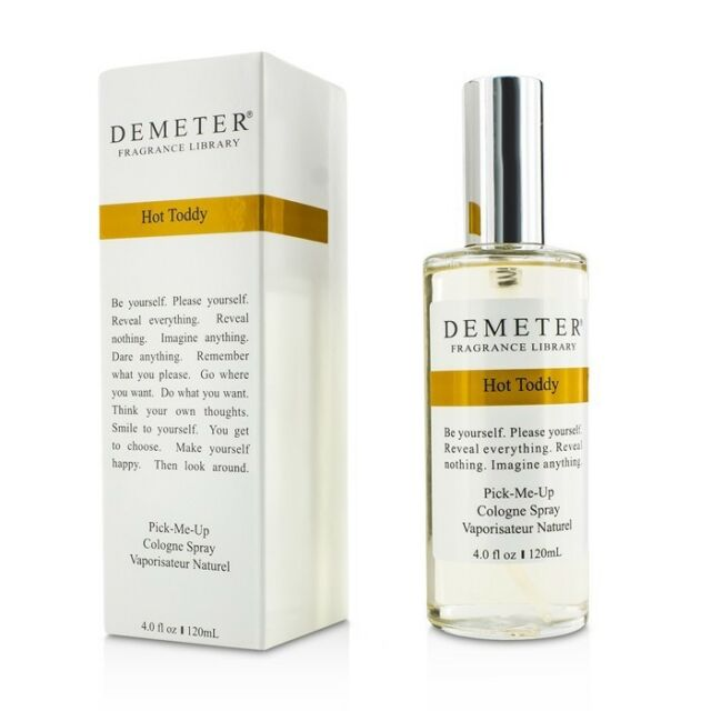Demeter Hot Toddy Cologne Spray 120ml Womens Perfume