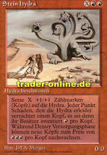 Stein Hydra (Rock Hydra) Magic limited black bordered german beta fbb foreign de