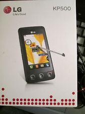 LG KP 500 OVP Touch Display Simfrei  Zubehörpaket  super ok gebr 51