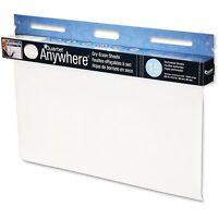 Acco Brands Corporation Dry-erase Sheets Tear Off Shts 40ft Rl 15 Sht/rl White on sale