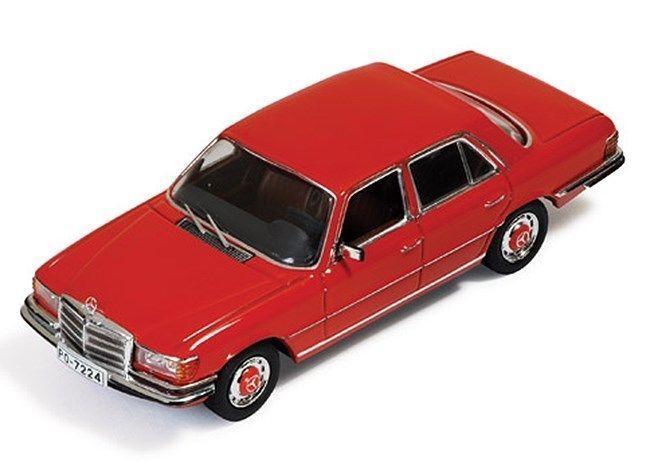 IXO Mercedes 450 Sel W116 naranja 1 43   buen Auto