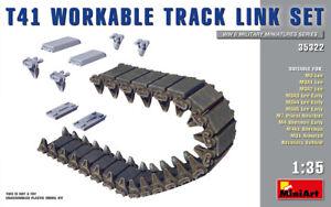 Mini-Art-35322-Model-kit-1-35-US-T41-Workable-Track-Link-Set