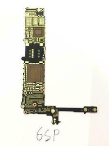 Placa madre principal Logic Bare Board Desbloqueado Para iPhone 6 S/prueba De Reemplazo Plus