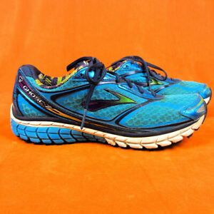 Brooks Ghost 7 G7 Running Shoe 1201611B451 Blue Aqua Womens Size 9