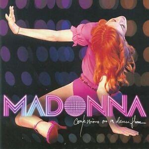 Madonna-Confessions-on-a-Dancefloor-Pink-Vinyl-New-Vinyl-LP-UK-Import