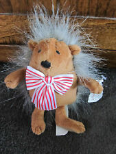 A PORCUPINE IN A TREE- A Canadian 12 Days of Christmas-- cute soft toy !