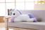 H Soft Giant Plush Jumbo Pink Unicorn Toy Stuffed Animal Doll Children 80//110cm