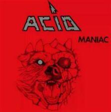 ACID - MANIAC [EXPANDED EDITION] USED - VERY GOOD CD