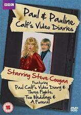 Paul and Pauline Calf's Video Diaries *DVD* NEW