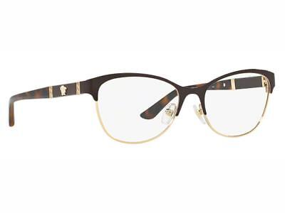 e8eba70c05 New Authentic Versace Eyeglasses VE 1233-Q 1344 Made In Italy 53mm ...