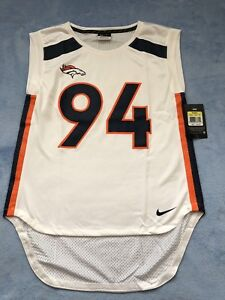 outlet store ad82b 72302 NWT* NIKE WOMEN'S DENVER BRONCOS DEMARCUS WARE #94 SHIRT ...