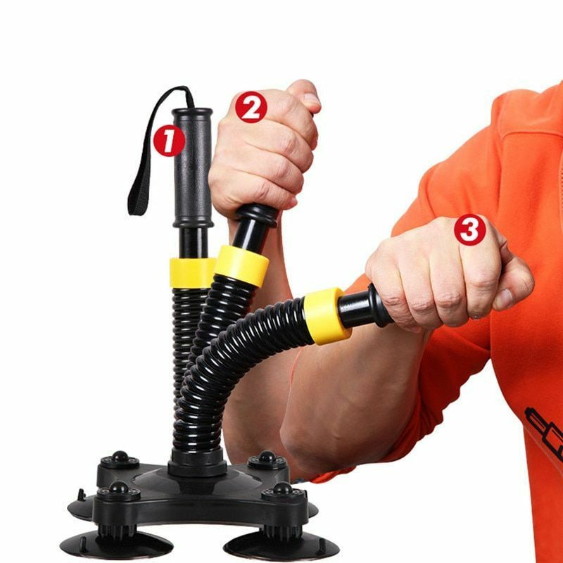 Arm Wrestling Wrist Trainer Man Fitness Power Muscle Training Device Home Tool