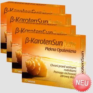 beta carotene tabletter
