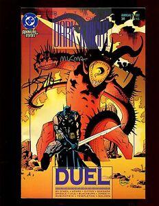 BATMAN THE DARK KNIGHT ANNUAL #1