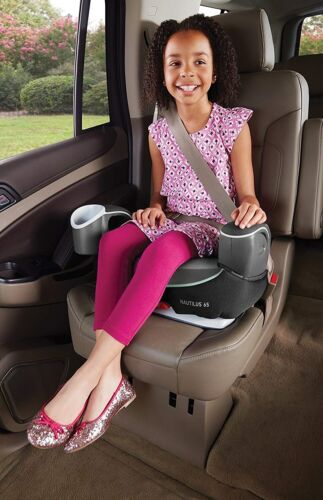 Graco Baby Nautilus 65 3-in-1 Harness Booster Car Seat Child Safety Sylvia NEW