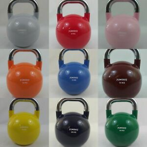 PowerFit Equipment Competition Kettlebells