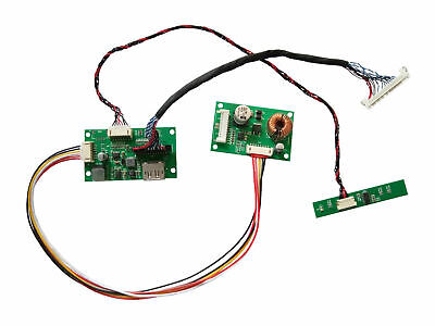 1 DP Controller Driver Board Kit for 2560×1440 144Hz M270DAN02.6 2.3 3 HDMI