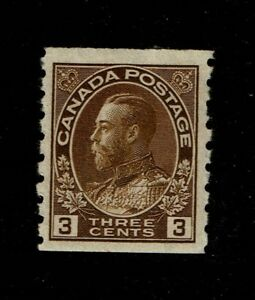 Canada-SC-129-Mint-Hinged-Hinge-Remnant-S3913