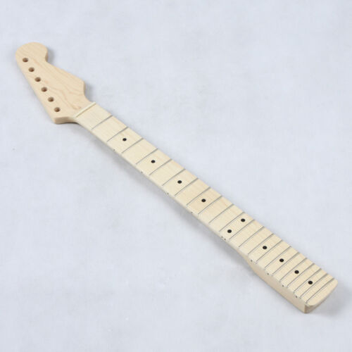 New Maple Neck Fingerboard for Electric Guitar Replacement R6F4