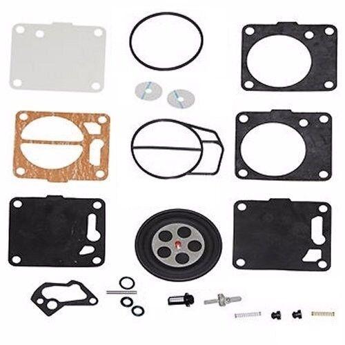 Mikuni Super BN Carburetor//Fuel Pump Rebuild Kit 38-44mm Carb MK-BN38//44 SPR